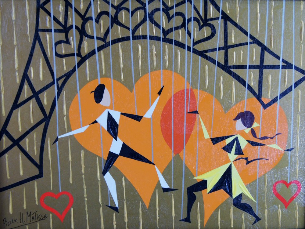 No Strings Attached - 16 x 20 - $4,950.00    FAB price $495.00