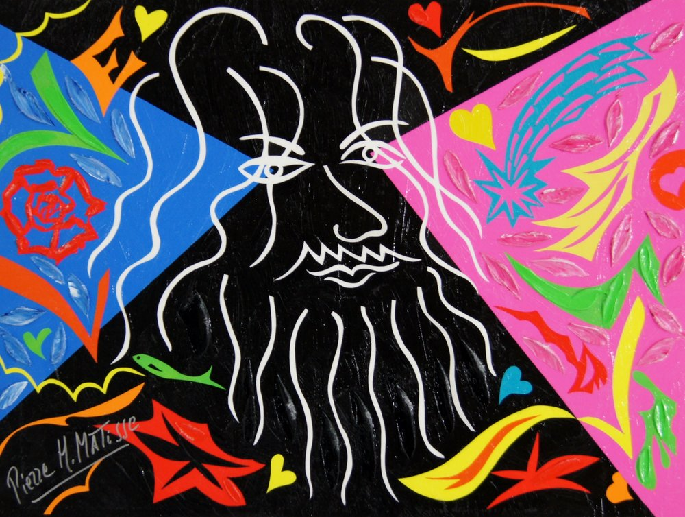 Living Vision (Genesis) - 12 x 16 - $2,950.00    FAB price $295.00