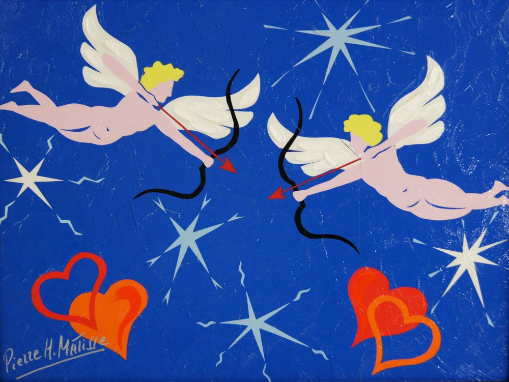 Love Is In The Air - 15 x 20 - $4,950.00    FAB price $495.00