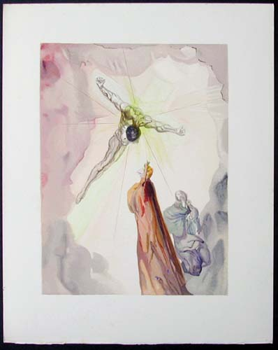 "Christ's Apparition - 13"" x 10 1/3"" - $2,500.00    FAB price $1,199.00"
