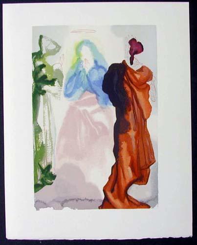 "Saint Bernards Prayer - 13"" x 10 1/3"" - $2,500.00    FAB price $1,199.00"