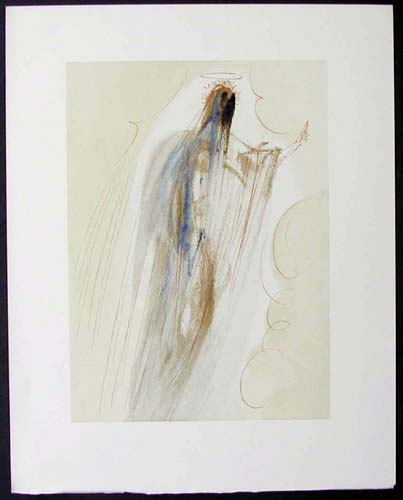 "The Creation of Angels - 13"" x 10 1/3"" - $2,500.00    FAB price $1,199.00"