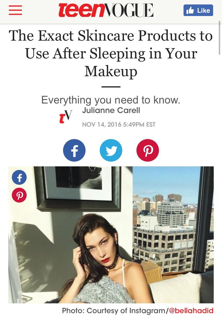 Teen Vogue 11/14/16