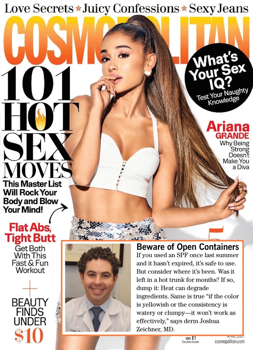 Cosmopolitan 4/2017