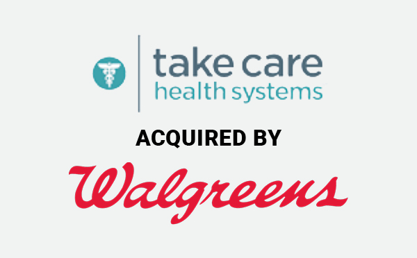 Take Care Health Systems | Walgreens