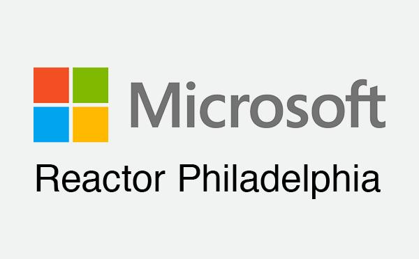 Microsoft Reactor Philadelphia