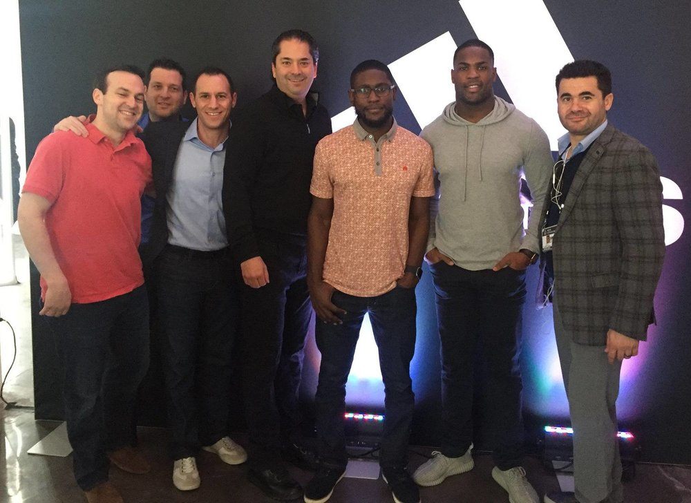 SeventySix Capital, Rubicon Talent, DeMarco Murray