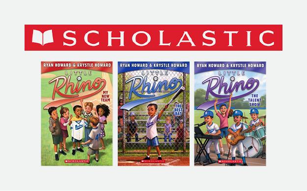 Little Rhino Series | Scholastic