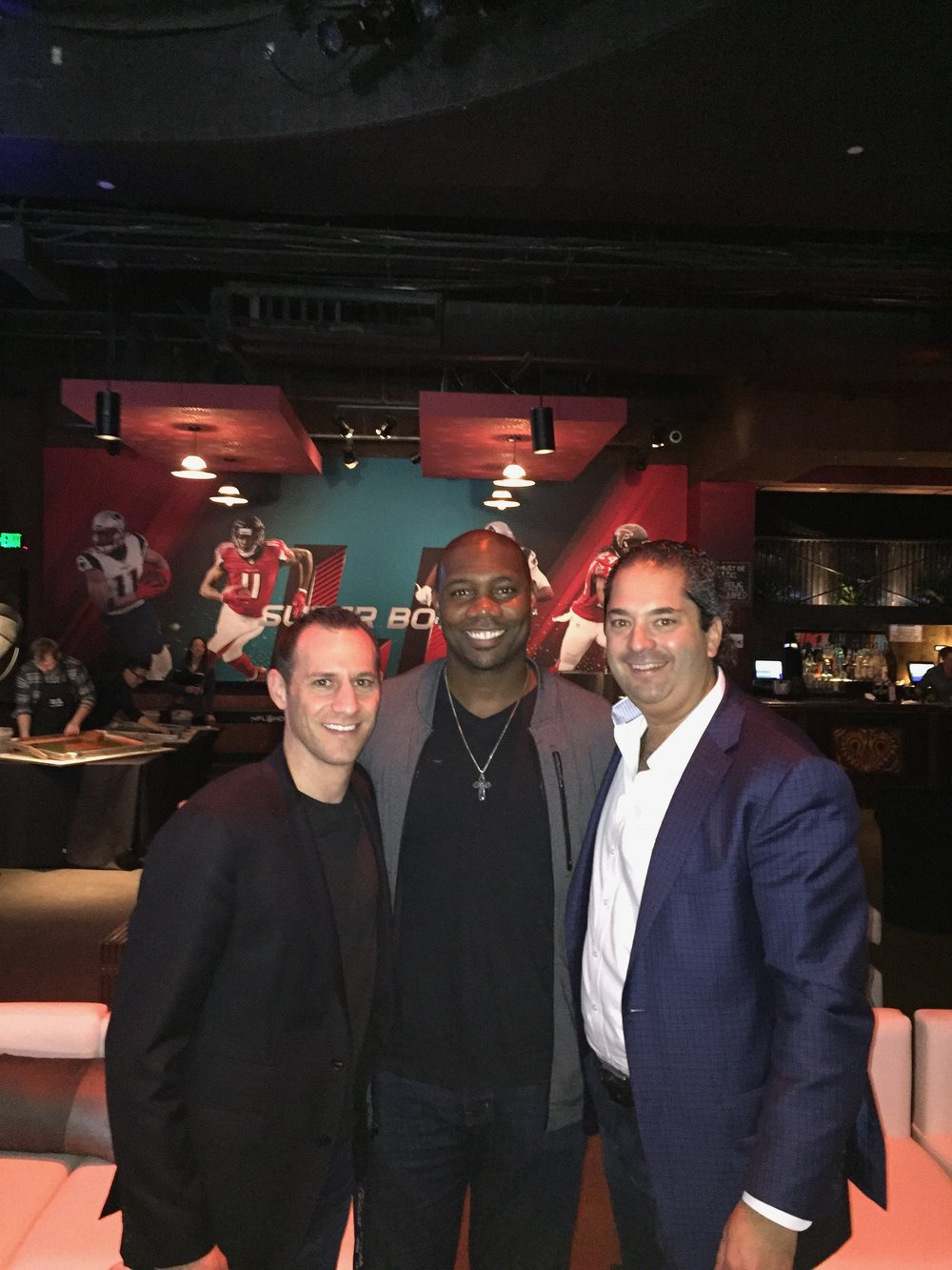 Chad Stender, Ryan Howard, Wayne Kimmel Partners SeventySix Capital
