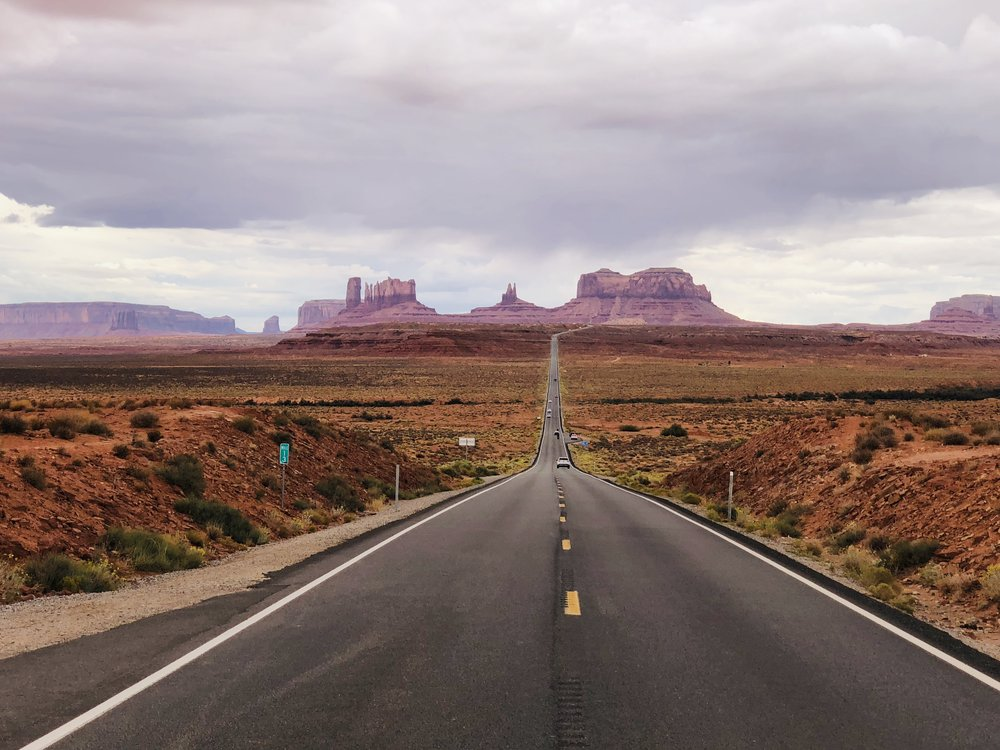 Monument Valley Fading From View