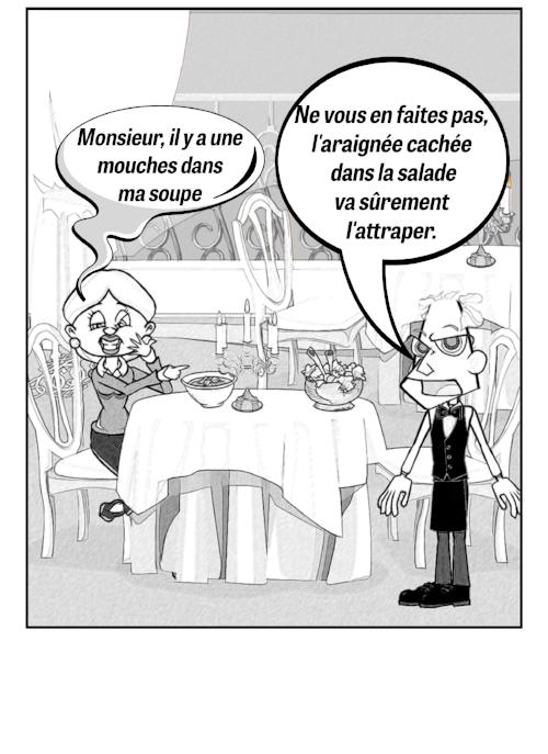 Soupe spéciale by Paris Granville