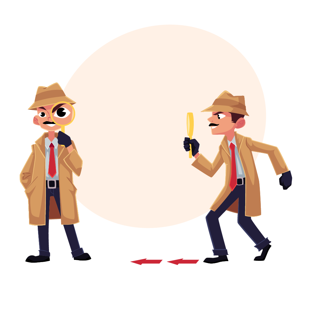 #2 Make it a Mystery -
