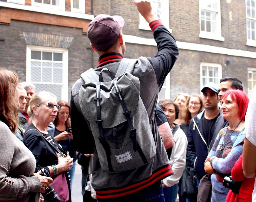 East End street art tour
