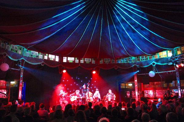 Moscow Drug Club, Canterbury Festival