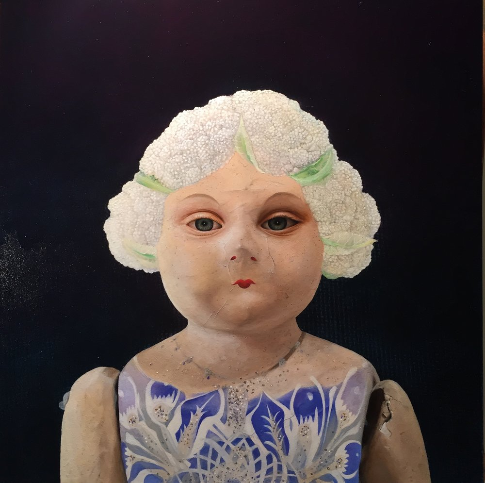 calliflower doll