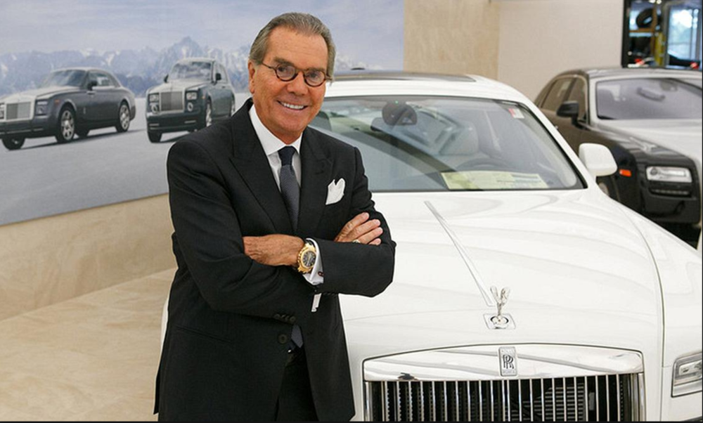 Herb Chambers, Owner and CEO of The Herb Chambers Companies, a group of 56 car dealerships in the greater Boston, Massachusetts, area.