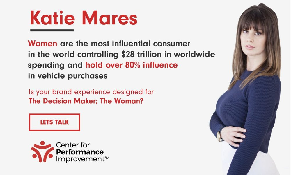 Book a Complimentary Discovery Call with Katie Mares - Exclusively for Dealers,Executive Managers and OEM/Lenders/Suppliers