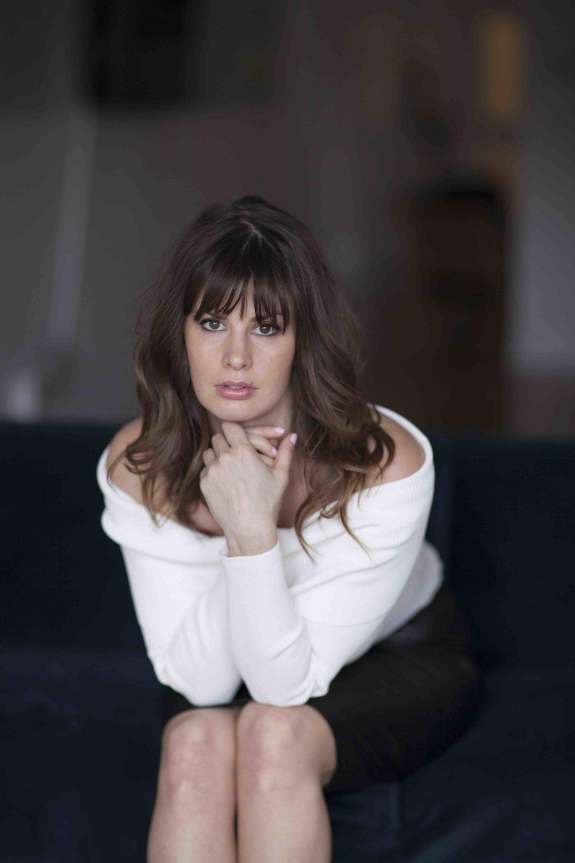Katie Mares -