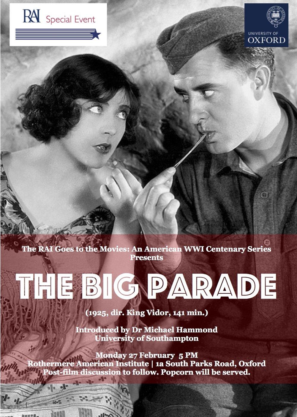 RAI Goes to the Movies - The Big Parade.jpg