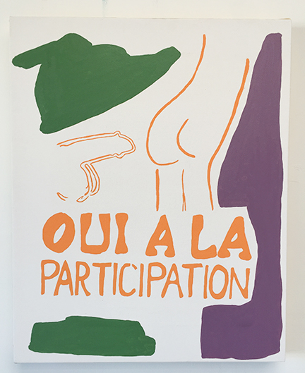 Oui A La Participation