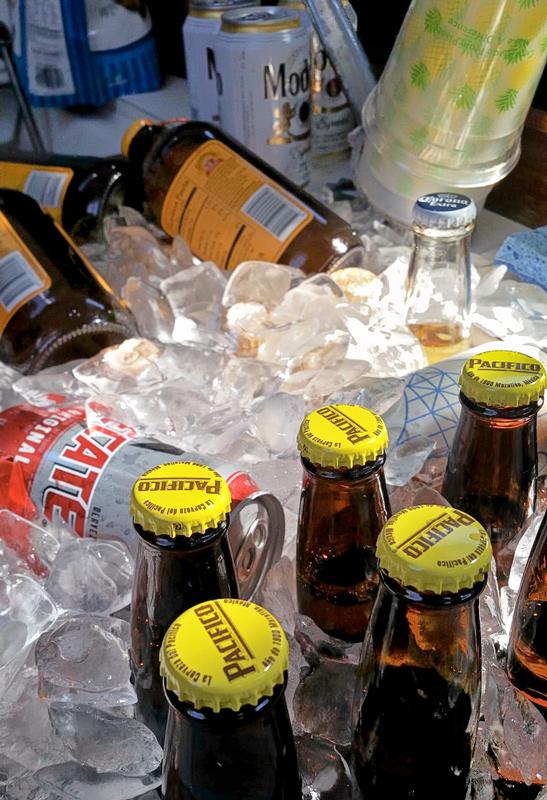 Beer can racing season is back.