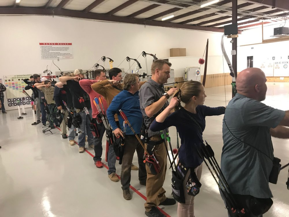 20 lane indoor range open to public