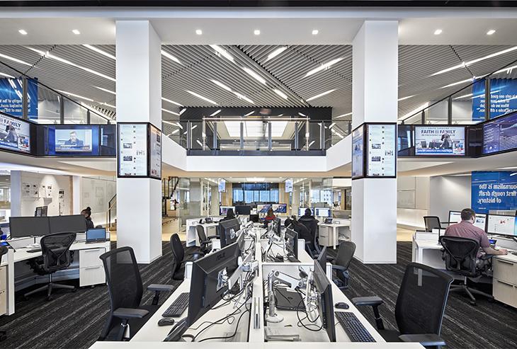 The Washington Post HQ