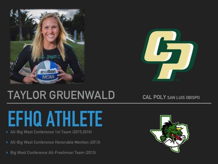 Taylor Gruenwald
