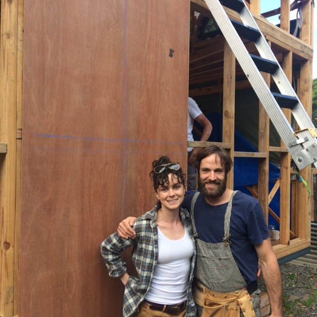 Dream Tiny House Team!