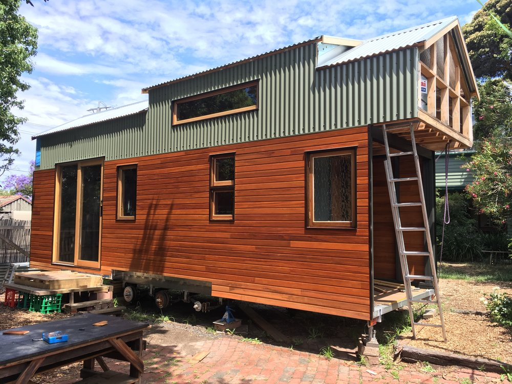 Introducing, Molly's Tiny Home!