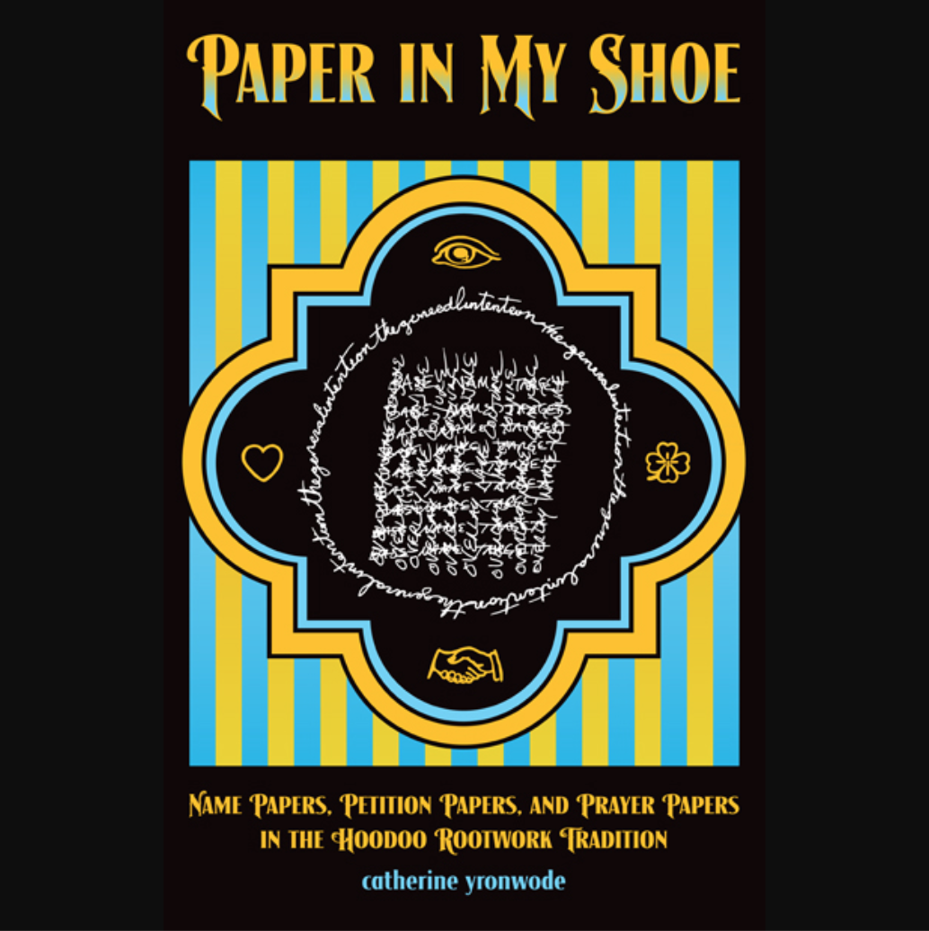 Paper In My Shoe — Madame Pamita's Parlour of Wonders
