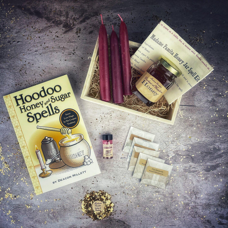 Honey Jar Spell Kit — Madame Pamita's Parlour of Wonders