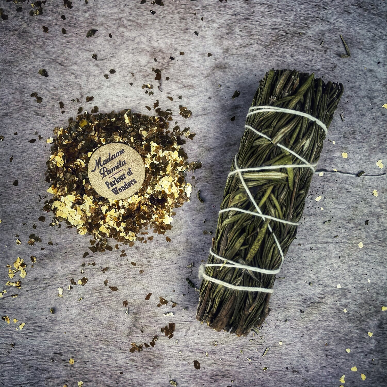 Rosemary Smudge - Wildharvested — Madame Pamita's Parlour of Wonders