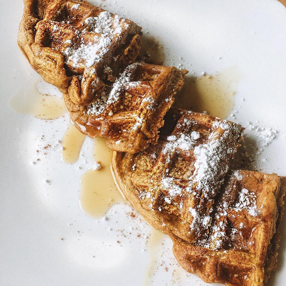 Waffles (GF)