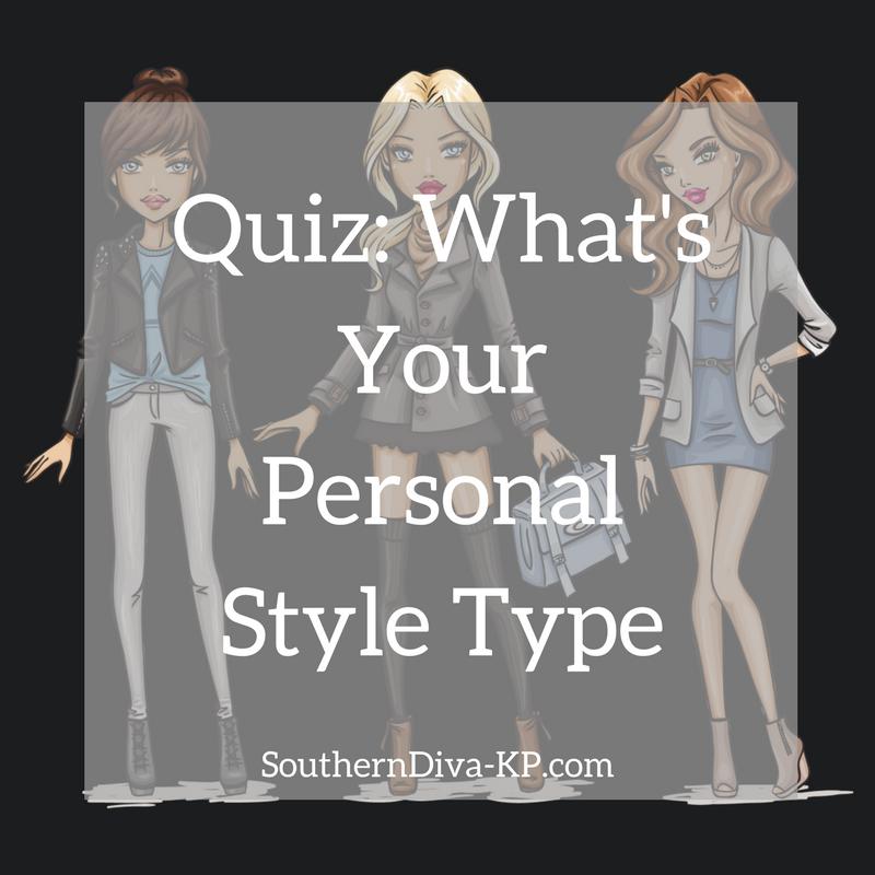 Personal fashion style quiz 67