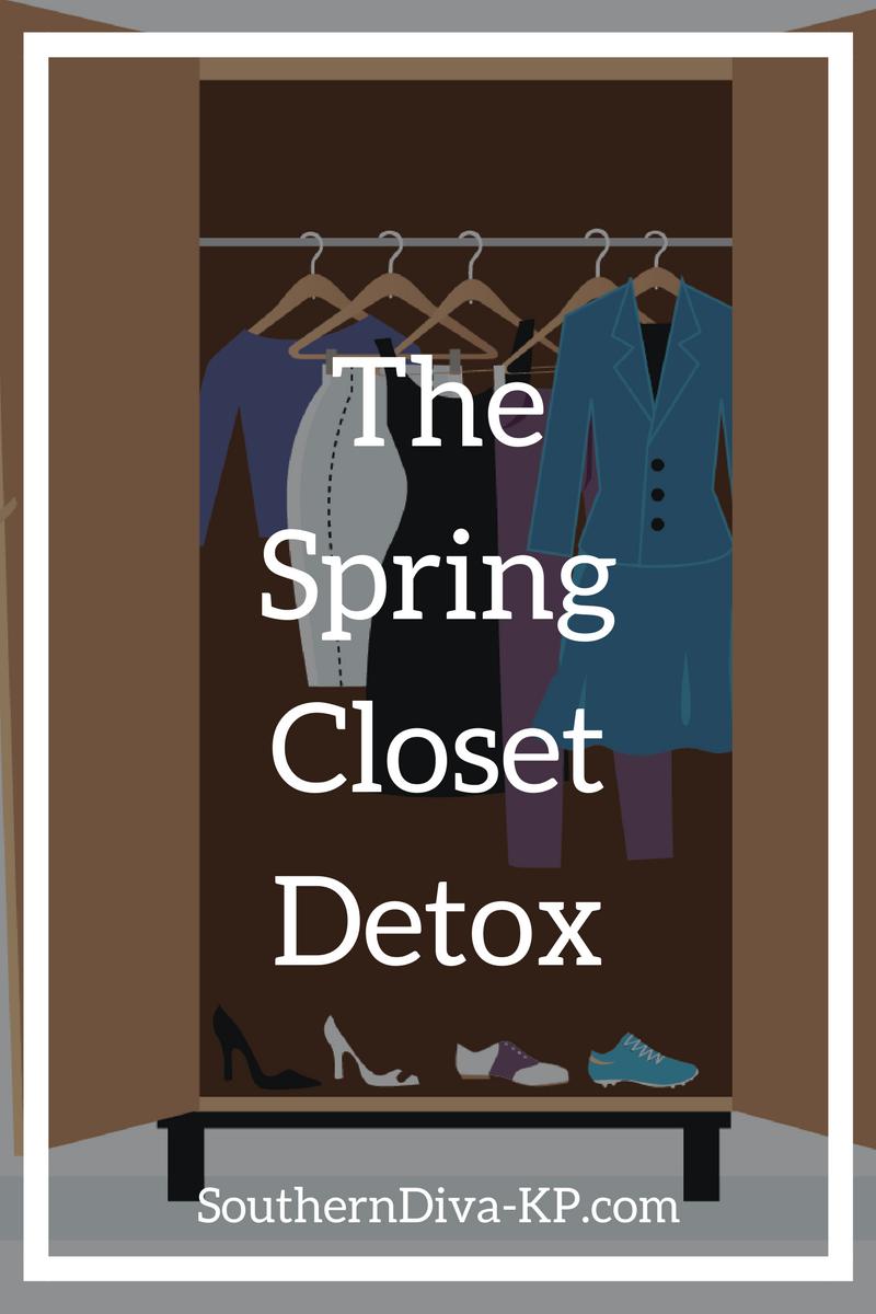 The Spring Closet Detox