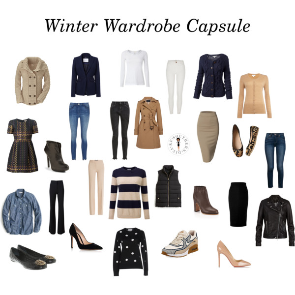 Winter Wardrobe Capsule