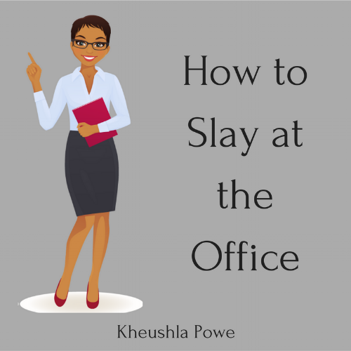 How to Slay at the Office is a guide to being fashionable in the workplace.  You do not have to sacrifice your personal style to fit within the office dress code.  You can be both fashionable and dress code approriate.
