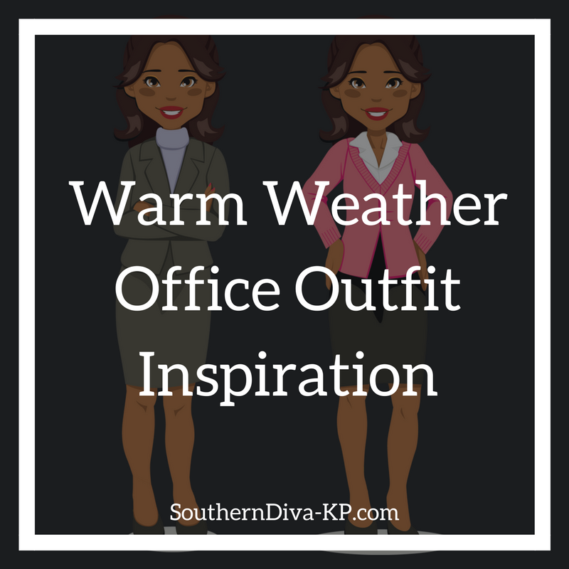 Warm Weather Office Outfit Inspiration IG.png