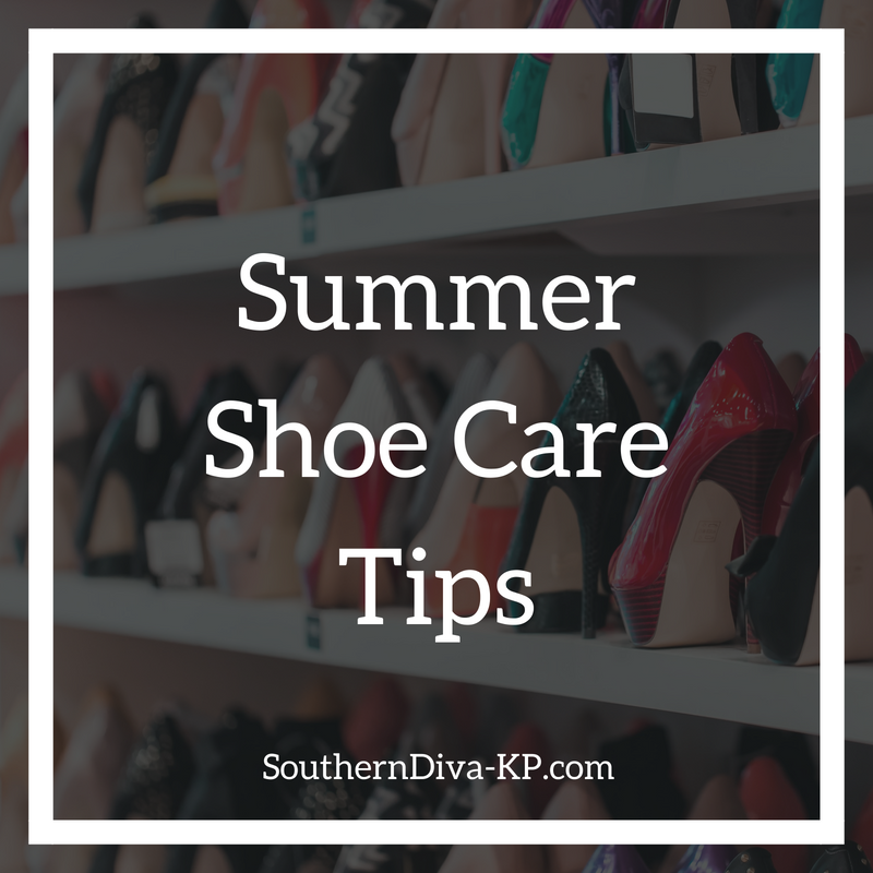 Summer Shoe Care Tips IG