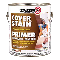 Cover-Stain® Oil-Base Primer