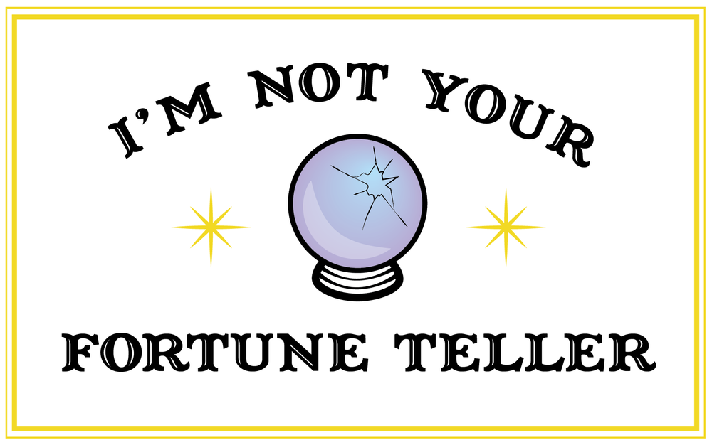 Not Your Fourtune Teller, logo.png