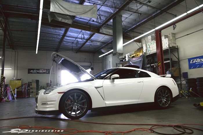 Spec-R's provides a great ride height while maintaining a quality ride.