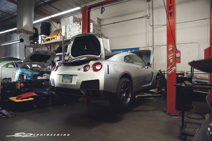 "A year ago from today, Cranberry brought in his second GT-R for an SPE950R package.  You may recognize or read all about it  here .  ""Why is it back?"", you might ask.  It came back for some upgrades to push the numbers up to the 1,000's;  SPE1000R upgrade from the already great, powerful and consistant 950R package.  Cranberry wanted more, so we delivered."