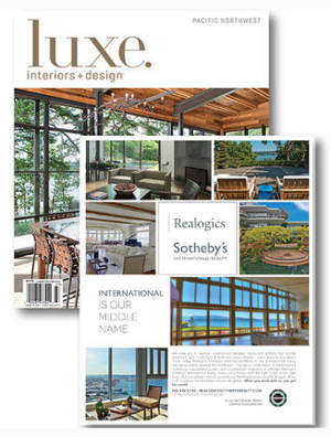 Luxe Magazine Seattle Real Estate