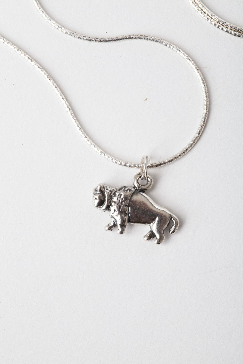 Cloud Ranch Jewelry Bison