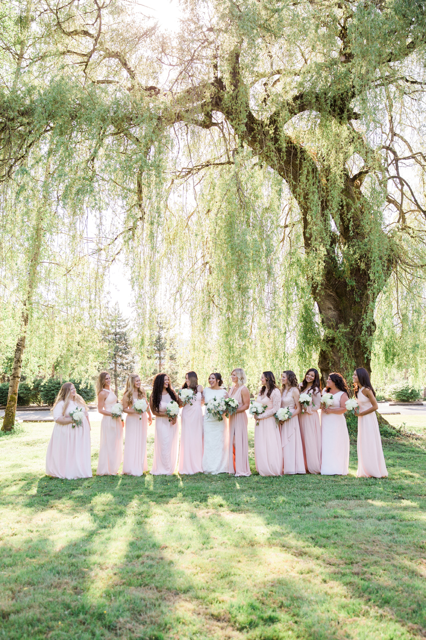 Eden&MePhoto | Bridal Party | Lexi&Jacob | Issaquah