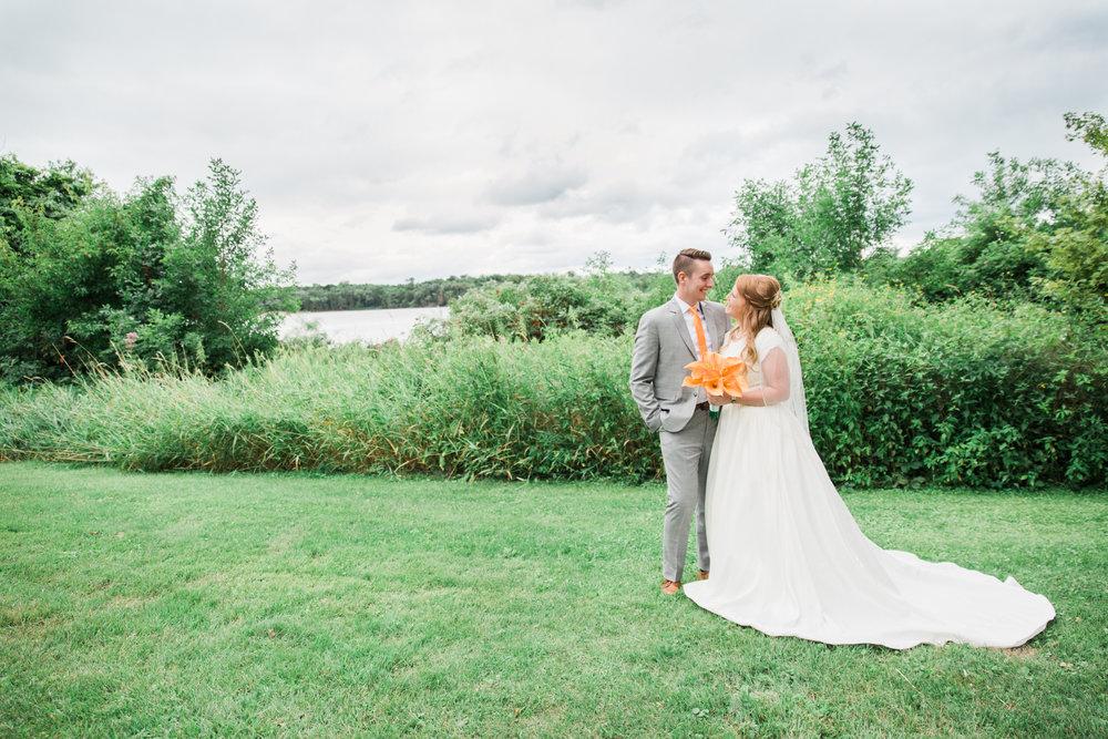 Minnesota Wedding Photographer| Sierra & Jacob | LDS Photographer | Fine Art | First Look |Eden & Me Photography