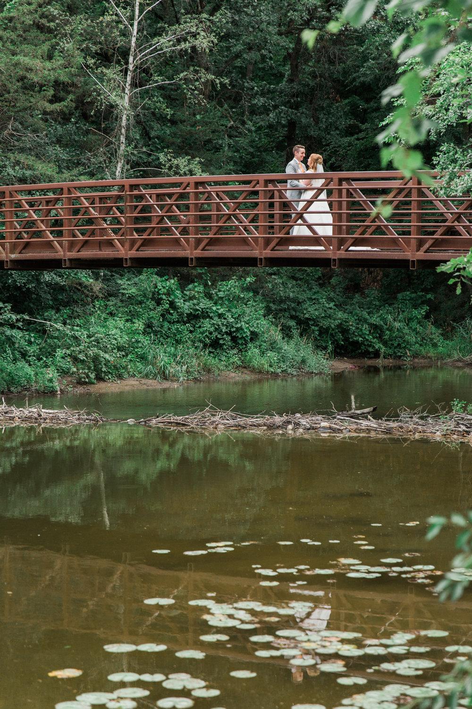 Minnesota Wedding Photographer| Sierra & Jacob | LDS Photographer | Fine Art | Bridge |Eden & Me Photography
