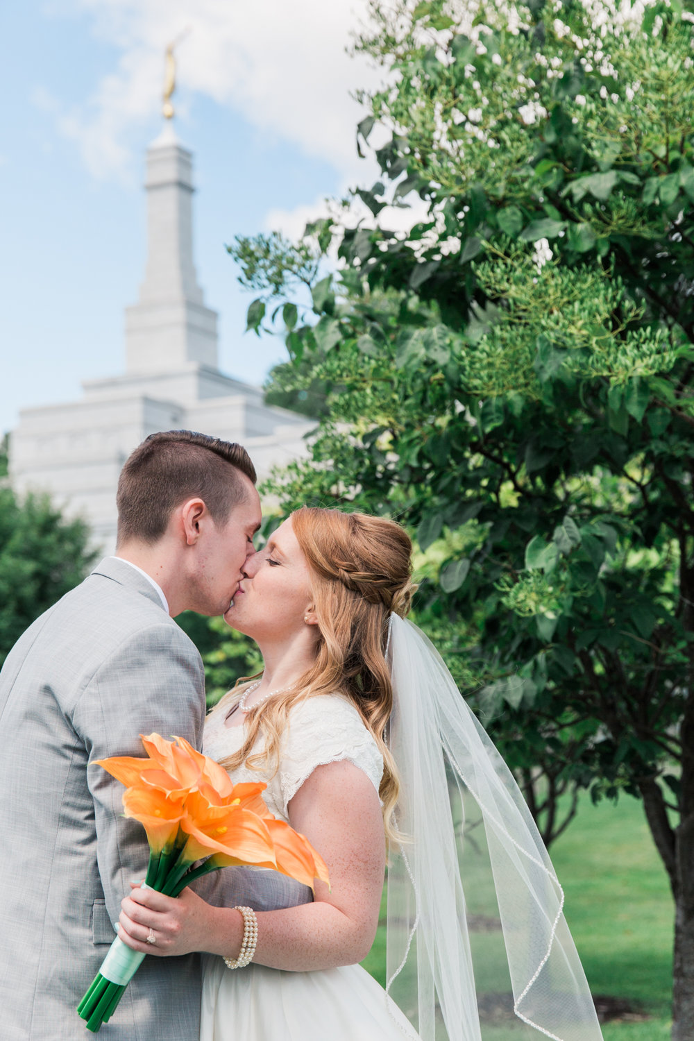 Minnesota Wedding Photographer| Sierra & Jacob | LDS Photographer | Fine Art | LDS Minnesota Temple |Eden & Me Photography